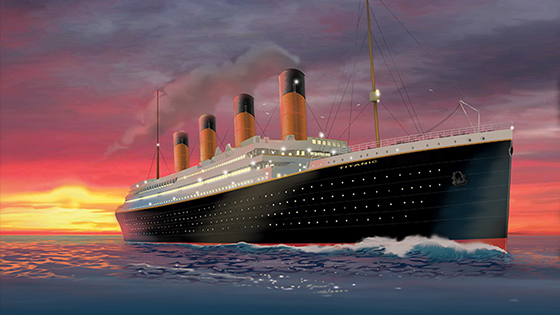 Titanic Bilder